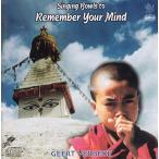 Singing Bowls to Remember Your Mind Geert Verbeke / レビューで250円クーポン進呈 cdインド音楽 CD 民族音楽 YOGA ヨガ