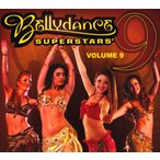 Bellydance SUPERSTARS Vol.9 / ベリーダンス CD DVD
