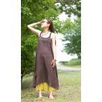 Yahoo!インド・アジア雑貨ティラキタサラサラ素材のシンプルワンピース / エスニック 衣料 服 ファッション アジア インド アジアン 女性 トップス ノースリーブ