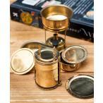 (フルセット)ミニチュア版 インドのキッチンセット / エスニック アジア 雑貨 アジアン アンティック 金属 製品 アンティーク