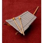 ベトナムのミニ石琴(ダン・ダー) / 民族楽器 インド アジア エスニック 打楽器 ダンダー Dan 鉄琴 木琴