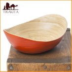 ベトナムの竹食器 / エスニック アジア インド 食品 食材 調理器具 竹皿 bamboo バンブー ボウル 竹器