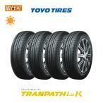 トーヨータイヤ トランパス LuK 165/55R15 75V サマータイヤ 4本セット