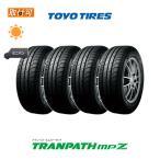 トーヨータイヤ トランパス mpZ 205/55R17 95V XL サマータイヤ 4本セット
