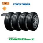 トーヨータイヤ トランパス mpZ 215/55R17 94V サマータイヤ 4本セット