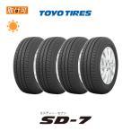 トーヨータイヤ TOYO SD7 205/60R16 92H サマータイヤ 4本セット