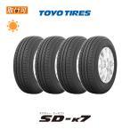 トーヨータイヤ TOYO SDK7 155/65R14 75S サマータイヤ 4本セット