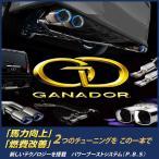 GANADOR マフラー Vertex 4WD/SUV トヨタ ランドクルーザー プラド150 CBA-TRJ150W H24/11〜H27/5 品番:GVE-020PO ガナドール