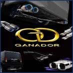 GANADOR マフラー Vertex 4WD/SUV トヨタ ハイラックスサーフ E/GF-RZN185W H7/12〜H13/12 品番:GD-041 ガナドール