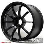 アドバンレーシング RS2 アルファロメオ アバルト フィアット用 8.0-18 ホイール1本 輸入車用 ADVAN Racing RS2 for Alfa Romeo ABARTH FIAT
