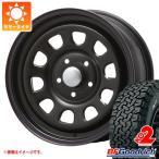 サマータイヤ 235/70R16 104/101S BFグッドリッチ オールテレーン T/A KO2 ホワイトレター & MLJ デイトナ SS ブラック 7.0-16