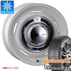 スタッドレスタイヤ コンチネンタル コンチバイキングコンタクト6 SUV 225/70R16 107T XL クリムソン ディーンクロスカントリー 7.0-16
