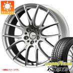 サマータイヤ 215/35R19 85W XL グッドイヤー イーグル LSエグゼ & レイズ ホムラ 2x7 8.0-19 タイヤホイール4本セット