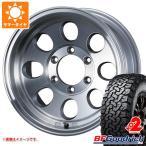 サマータイヤ 32x11.50R15 113R BFグッドリッチ オールテレーン T/A KO2 ホワイトレター & ジムライン タイプ2 ポリッシュ 8.0-15 タイヤホイール4本セット