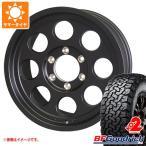 サマータイヤ 31x10.50R15 109S BFグッドリッチ オールテレーン T/A KO2 ホワイトレター & ジムライン タイプ2 マットブラック 8.0-15 タイヤホイール4本セット