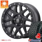 サマータイヤ 215/65R16 103/100S BFグッドリッチ オールテレーン T/A KO2 ブラックレター & KMC XD127 バリー 7.0-16