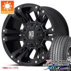 サマータイヤ 265/70R17 115S ヨコハマ ジオランダー H/T G056 & KMC XDシリーズ XD822 モンスター 2 9.0-17 タイヤホイール4本セット