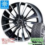 スタッドレスタイヤ ノキアン ハッカペリッタ R2 245/40R20 99R XL & レオニス VT PBミラーカット 8.5-20
