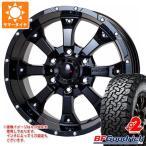 サマータイヤ 265/65R17 120/117S BFグッドリッチ オールテレーン T/A KO2 ホワイトレター & MKW MK-46 GB 8.0-17