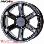 MKW MK-56 MB 7.0-16 ホイール1本 MK-56 Milled Black