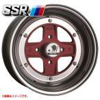 SSR スピードスター マークツー 6.0-15 ホイール1本 SPEED STAR MK-2