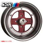 SSR スピードスター マークツー 7.0-14 ホイール1本 SPEED STAR MK-2