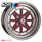 SSR スピードスター マークスリー 8.0-15 ホイール1本 SPEED STAR MK-3