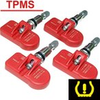 2015年〜 ジープ レネゲード TPMS タイヤプレッシャー モニターセンサー 1台分(4個入り)