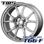 TWS モータースポーツ T66-F 7.0-15 ホイール1本 TWS Motorsport T66-F