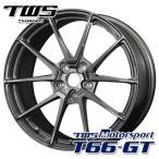TWS モータースポーツ T66-GT 8.5-18 ホイール1本 TWS Motorsport T66-GT