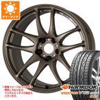 サマータイヤ 245/40R19 98Y XL ハンコック ベンタス V12evo2 K120 & ワーク エモーション CR極 8.5-19