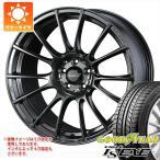 サマータイヤ 215/60R16 95H グッドイヤー イーグル LSエグゼ & ウェッズスポーツ SA-72R 7.0-16 タイヤホイール4本セット