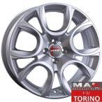FIAT 500/フィアット500【アルミ単品4本価格】MAK TORINO 15x6.0JJ 4穴 PCD:98 +35