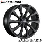 CX-3.エスクァイア【アルミ単品4本価格】 BALMINUM TR10/バルミナ TR10 16X6.5J 5穴 PCD:114.3