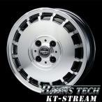 軽自動車【4本価格】BahnsTech KT Stream/バーンズテック KTストリーム14x4.5J 4穴 PCD:100