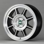 (アルミ単品1本価格)HAYASHI RACING HAYASHI STREET STL/ハヤシレーシング ハヤシストリート STL 17X6.5J 4穴 PCD:100