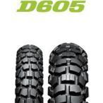 ダンロップ Buroro D605 90/100-16 51P WT (カワサキ KLX125 リア純正装着タイヤ)