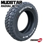 165/60R15 77S MUDSTAR サマータイヤ マッドスター Radial M/T ラジアル ホワイトレター