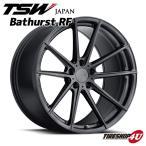 18インチ【TSW Bathurst RF(バサーストRF)】18×8.5J 5/120 +15【グロスガンメタル】【1885】