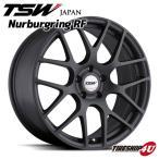 18インチ【TSW Nurburgring RF(ニュルブルクリンク)】18×8.5J 5/120.65 +50【マットガンメタル】【1885】