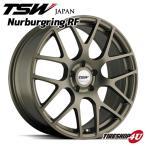 18インチ【TSW Nurburgring RF(ニュルブルクリンク)】18×9.5J 5/114.3 +40【マットブロンズ】【1895】