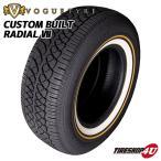 215/70R15 サマータイヤ VOGUE タイヤ 215/70-15 ホワイトリボン