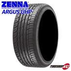 245/35R20 サマータイヤ ZENNA ARGUS UHP 245/35-20 2017年製