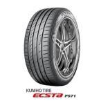 KUMHO ECSTA PS71 245/45R19 102Y XL クムホ エクスタ PS71