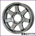 スタッドレスタイヤ ホイールセット 175/80R16 ダンロップ WINTER MAXX SJ8 マッドクロスMC-76(ジムニー) 1本組