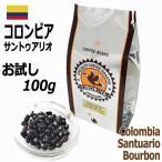レギュラーコーヒー豆 コロンビア ビジャファティマ 100g フレンチロースト ・深煎り
