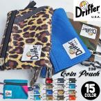 キーケース コインケース パスケース DRIFTER ドリフター コインポーチ 小銭入れ カードケース 定期入れ マルチケース 流行