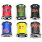 PEライン 200m 1号/2号/3号/4号/5号/6号/7号/8号/9号/10号 黒/茶/緑/黄/赤/青色