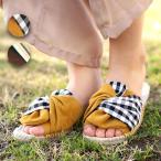 サンダル レディース シューズ 靴 フラット 歩きやす