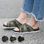 サンダル レディース メンズ 春 夏 ストラップサンダル シューズ 履物 靴 ぺたんこ フラット 履きやすい 歩きやすい アジャストラップサンダル zjsccc7072
